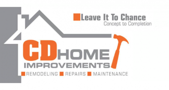 CD Improvements Logo Home Improvement Contractor